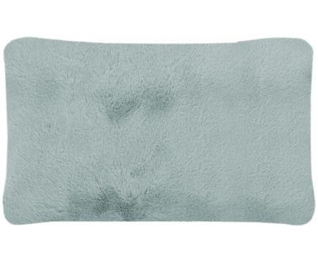 Poszewka na poduszkę ze sztucznego futra Mette, gładki