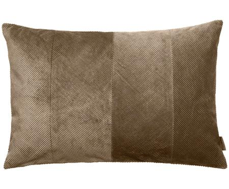 Oboustranný povlak na polštář z manšestru Corduroy