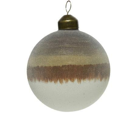 Palla di Natale Organic, 2 pz.