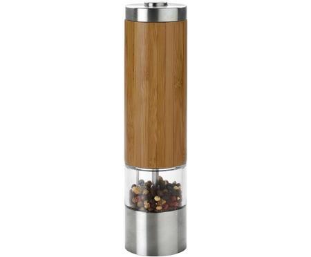 Salz- und Pfeffermühle Lonka aus Bambus und Edelstahl