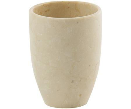 Marmor-Zahnputzbecher Luxor