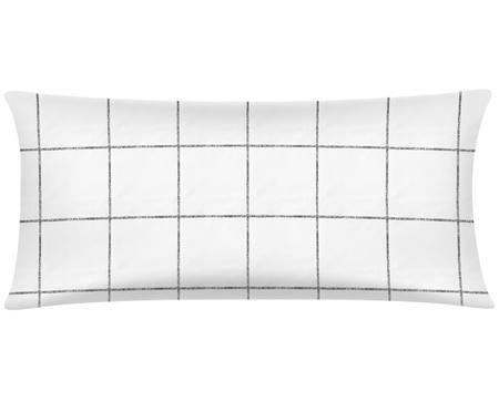 Funda de almohada de percal Juna