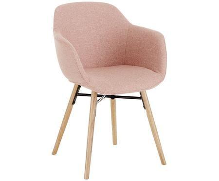Gestoffeerde stoel Fiji