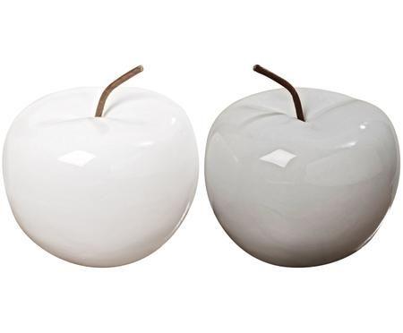 Jabłko dekoracyjne Alvaro, 2 szt.