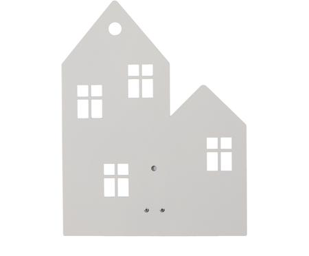 Applique casette in metallo verniciato Town House
