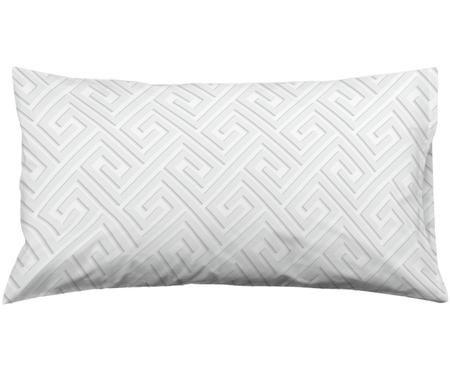 Funda de almohada de satén Atina