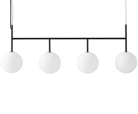 LED Pendelleuchte TR Bulb aus Opalglas
