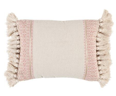 Ręcznie wykonana poduszka Hektor