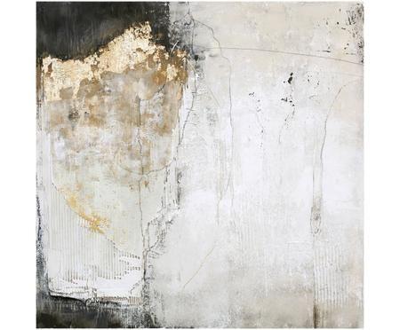 Image de toile peinte à la main Texture