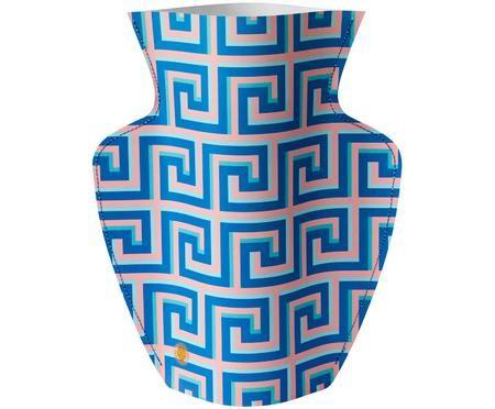 Vaso in carta decorativo fatto a mano Icarus