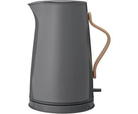 Wasserkocher Emma in Grau