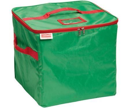 Bolsa para decoración de navidad con organizador de bolas Top
