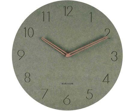 Orologio da parete in legno  Dura