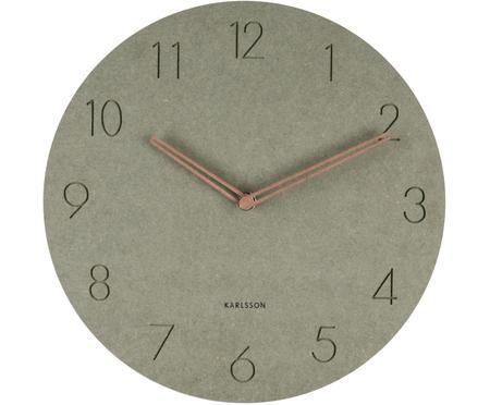 Horloge murale en bois Dura