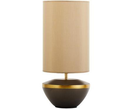 Keramická stolní lampa Luan