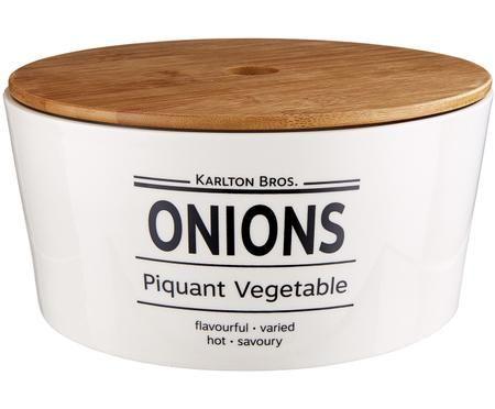 Aufbewahrungsdose Karlton Bros. Onions