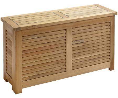 Smalle tuinbox Storage van hout