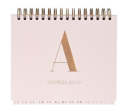 Carnet d'adresses A
