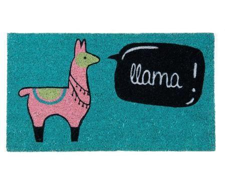 Zerbino in cocco Llama