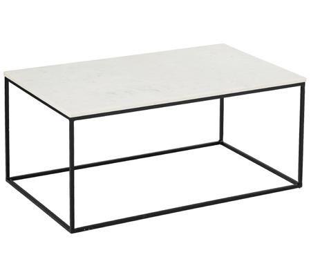 Tavolino da salotto in marmo Alys