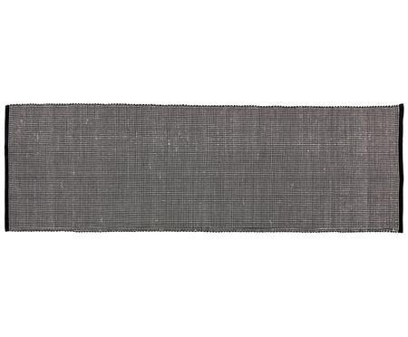 Passatoia in lana tessuta a mano Amaro