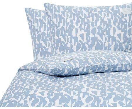 Perkal-Bettwäsche Vau mit grafischem Muster