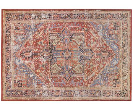 Tapis chenille style vintage Paulo