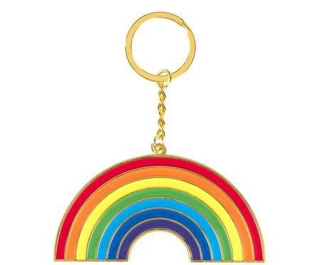 Schlüsselanhänger Rainbow