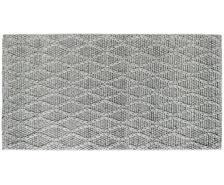 Tapis en laine tissé à la main My Studio