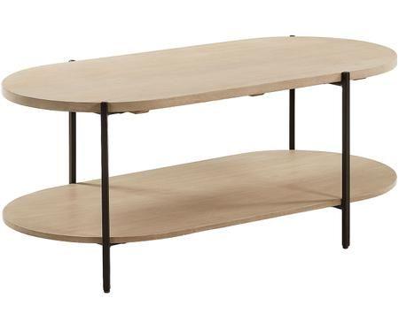 Tavolino da salotto in legno di mango Palmia