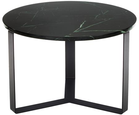 Table basse ronde en marbre Mary