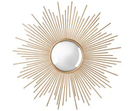 Decoratieve wandspiegel Sunburst
