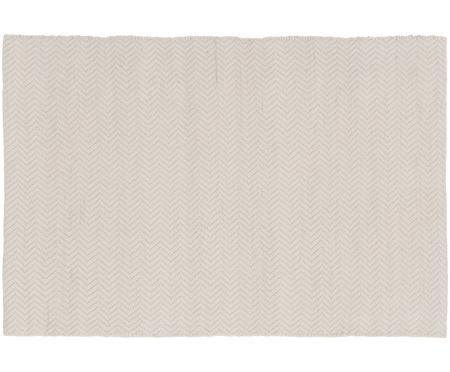 Alfombra artesanal de lana Clara
