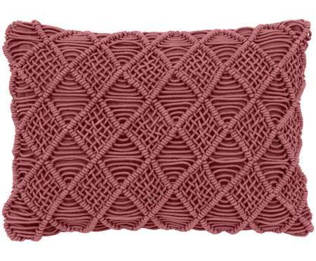 Ručně vyrobený polštář Macramé, svýplní
