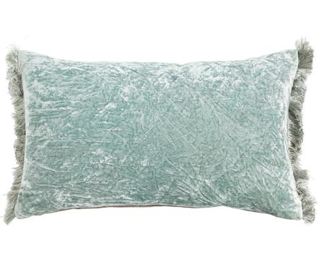 Poszewka na poduszkę z aksamitu z wypełnieniem Crushed