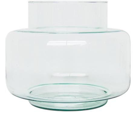 Vase Dalia aus recyceltem Glas