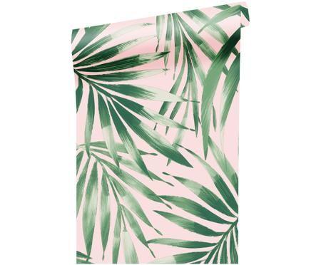 Papier peint Leaves Blush