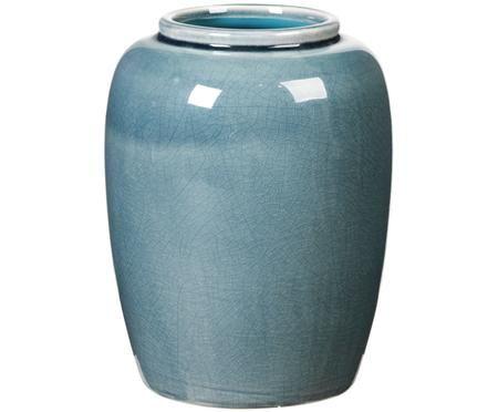 Vase décoratif Crackle