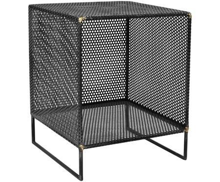 Stolik pomocniczy z metalu Loft