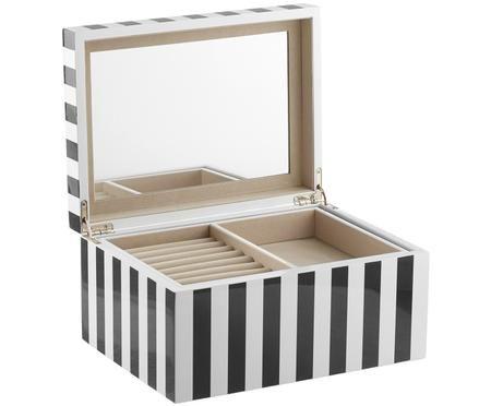 Boîte à bijoux Taylor avec miroir