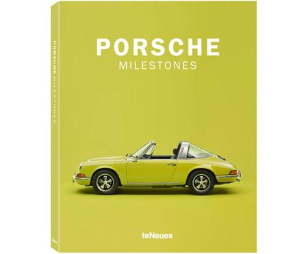 Livre photo Porsche Milestones vol. 2