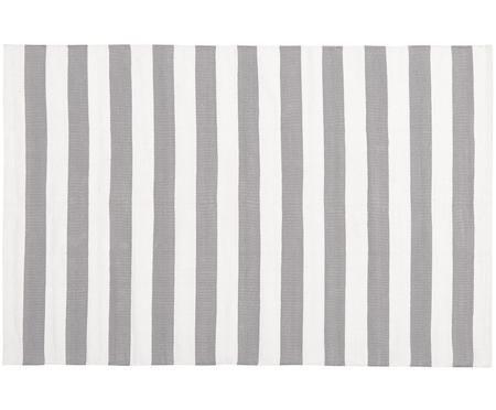 Ručně tkaný bavlněný koberec Blocker