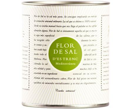 Gewürzsalz Flor de Sal d´Es Trenc (Mediterrane Kräuter)