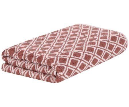 Obojstranný uterák na ruky Ava