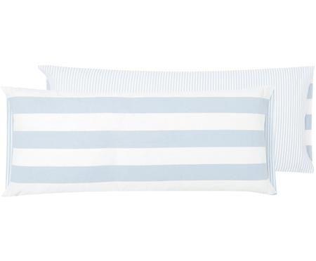 Funda de almohada de tejido renforcé Lorena, caras distintas