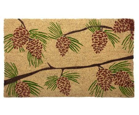 Fußmatte Pine Cones