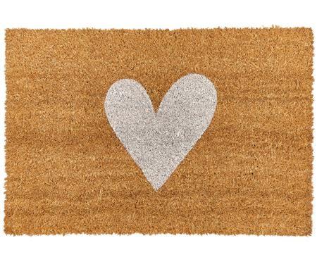 Fußmatte Love
