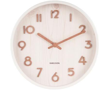 Reloj de pared Pure
