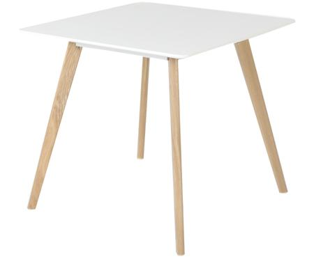 Petite table carrée Flamy de style scandinave