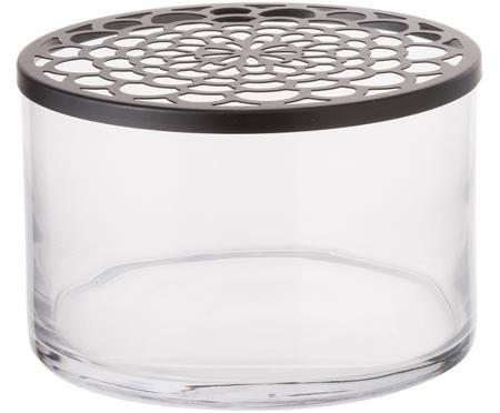 Vase en verre avec couvercle Beni